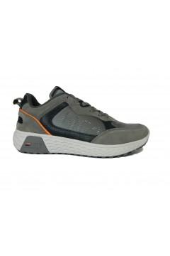 Navigare Rider 25220 Scarpe Uomo Sneakers Memory Foam Grigio Sneakers NAM25220GRI