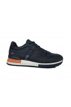 Navigare Remi NBK 23512 Scarpe Uomo Sneakers Memory Foam Blu Sneakers NAM23512BL