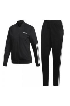 Adidas DV2428 Back 2 Basic Tuta Completa Donna Acetato Nero Abbigliamento Sportivo DV2428