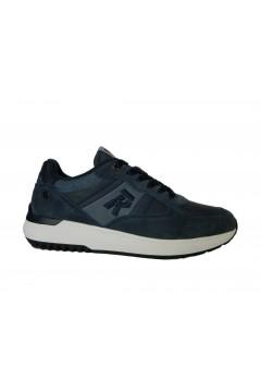 RIFLE Sharp 24000 Scarpe Uomo Sneakers Stringate Blu Sneakers RFM24000BL