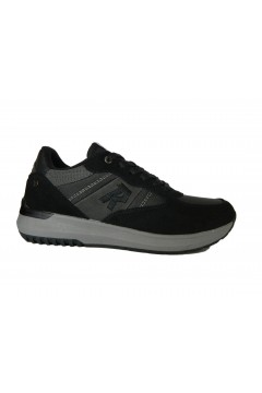 RIFLE Sharp 24000 Scarpe Uomo Sneakers Stringate Nero Sneakers RFM24000NR