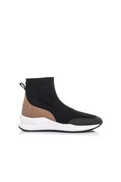 MARIAMARE 62892 Scarpe Donna Sneakers Calza Memory Foam Nero Francesine e Sneakers M62892NR