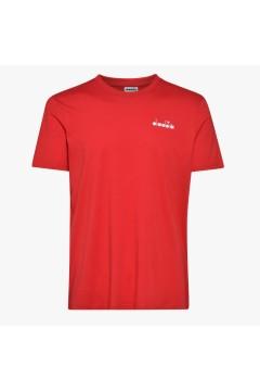 Diadora 102.176634 SS T-SHIRT Core Oc Uomo Tango Red T-Shirts 10217663445046
