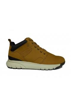 Lumberjack Frey SM34505 IX Scarpe Uomo Sneakers Mid Giallo Sneakers SM34505IXGIA