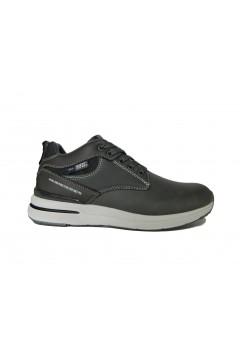 RIFLE Quake Mid 25030 Scarpe Uomo Sneakers Stringate Ash Sneakers RFM25030ASH