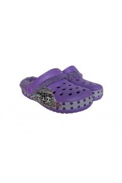 Lol Surprise LOP9258 Pantofole Bambina Sabot con Pelliccia Viola Scarpe Bambina LOP9258