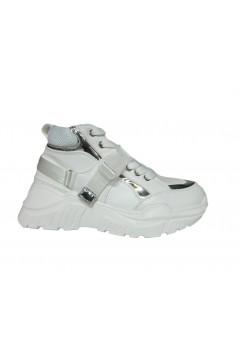 Laura Biagiotti 6422 Scarpe Donna Sneakers Volume Bianco Francesine e Sneakers L6422BIA