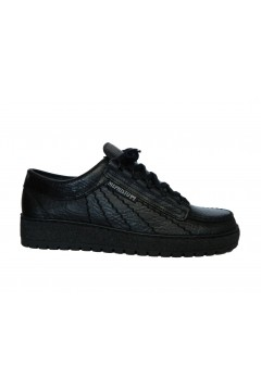 Mephisto RAINBOW P5116475 Scarpe Uomo Stringate Soft Air Technology Nero Casual P5116475