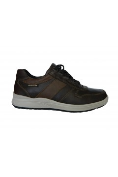 Mephisto VALERIAN P5135564 Scarpe Uomo Stringate Soft Air Technology Dark Brown Casual P5135564