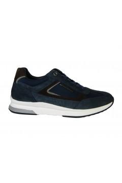 Lumberjack Blake SM87012 Scarpe Uomo Sneakers Stringate Blu Sneakers SM87012004CC026