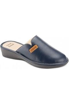 Tiglio 1608 Pantofole Donna Eco Soft Blu Ciabatte e Infradito T1608BLU
