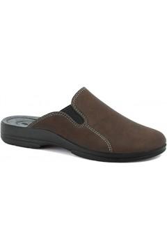 Inblu PO 64 Pantofole Uomo con Doppi Elastici Testa di Moro  Ciabatte & Sandali PO64TDM
