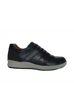 Mephisto VITO P5135055 Scarpe Uomo Stringate Soft Air Technology Blu Navy Casual P5135055