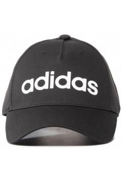 Adidas DM6178 Daily Cap Cappello con Visiera Nero Accessori Sport DM6178