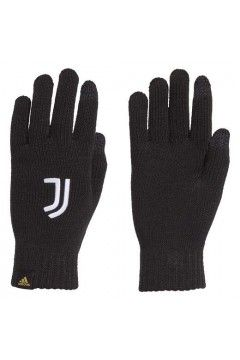 Adidas FS0232 Juve Gloves Black  Abbigliamento Sportivo FS0232