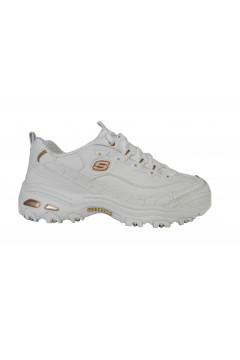 SKECHERS 11931 WTRG Fresh Start Sneakers Memory Foam Bianco Francesine e Sneakers 11931WTRG