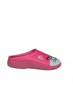 NATURAL 31 Pantofole Ciabatte Bambina Profumate Fuxia Scarpe Bambina NAT31FUX