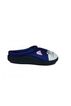 NATURAL 31 Pantofole Ciabatte Bambino Profumate Blu Scarpe Bambino NAT31BLU