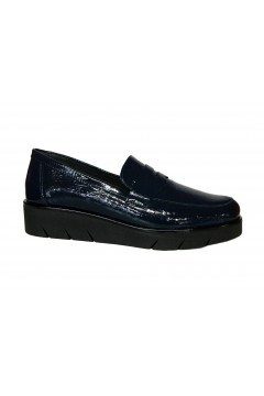 The Flexx D2509 36 Ariadne Naplack Scarpe Donna Mocassini Blu Navy Mocassini e Ballerine D250936NBN