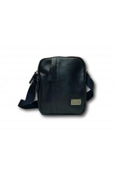 Coveri Collection CC5038-5 Tracolla Uomo Piccola con Doppia Zip Blu Borse e Tracolle CC50385BL