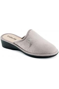 Tiglio 1600 Pantofole Donna in Panno Lavanda Ciabatte e Infradito T1600LAV