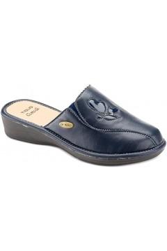 Tiglio 1638 Pantofole Donna Blu Ciabatte e Infradito T1638BLU