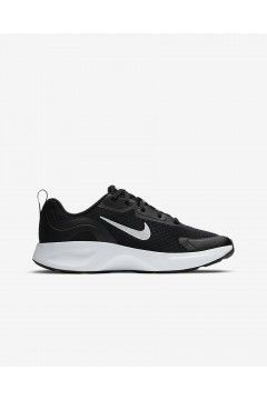 Nike Wearallday (GS) Scarpe da Running Unisex Stringate Nero Francesine e Sneakers CJ3816002