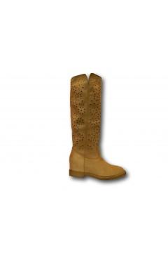 Gallo Shoes Fort Smith Stivali Estivi con Zeppa Interna Camel Stivali  GFRTSMTCM