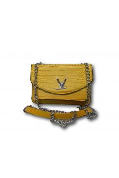 Sagace Collection 9877 Borsetta Donna Con Tracolla Giallo Borse SC9877GL