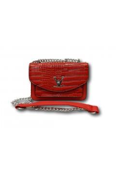 Sagace Collection 9877 Borsetta Donna Con Tracolla Rosso Borse SC9877RS