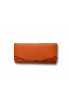 Sagace Collection 8768 Portafogli Con Chiusura Magnetica Donna Arancione Borse SC8768ARNC