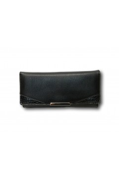 Sagace Collection 8768 Portafogli Con Chiusura Magnetica Donna Nero Borse SC8768NR