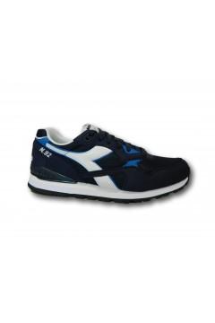 Diadora N. 92 Sneakers Uomo Stringate Blu Mykonos Scarpe Sport 10117316901C9247