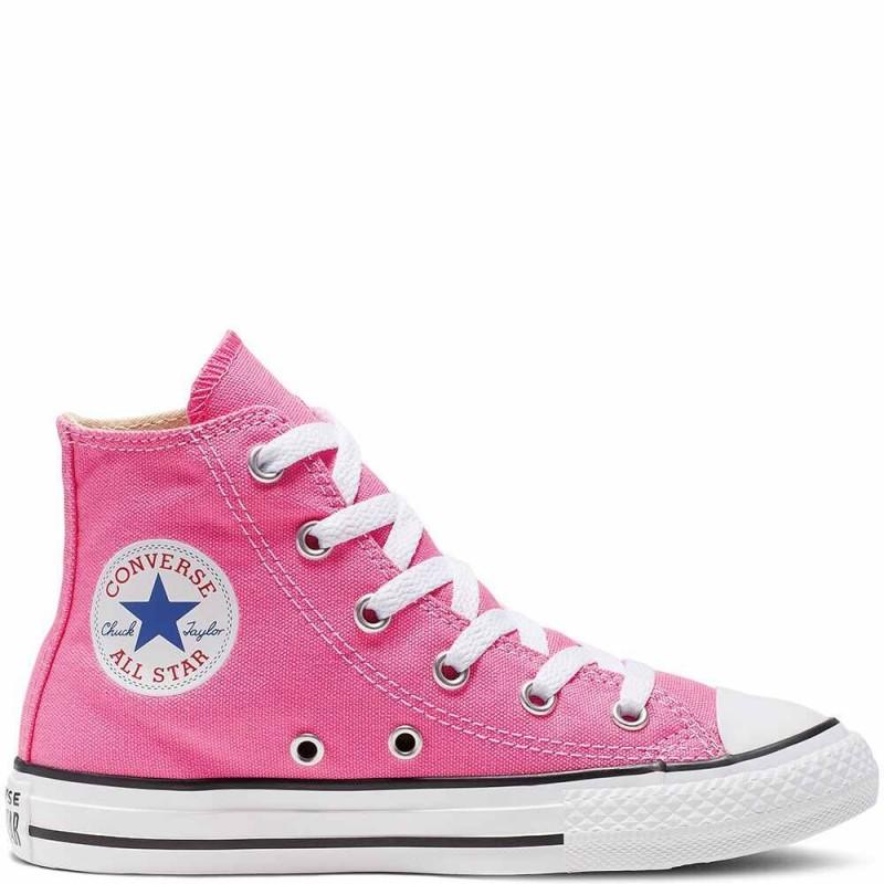 Converse 3J234C Chuck Taylor Sneakers Low Bimba Canvas Rosa