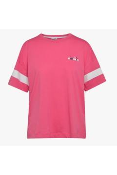Diadora 102.177100 L.T-SHIRT SS Spotlight Fandango Donna Rosa T-Shirt 10217710050154