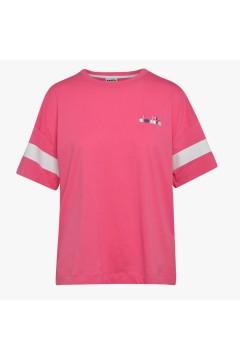 Diadora 102.177100 L.T-SHIRT SS Spotlight Fandango Donna Rosa T-Shirt & Top 10217710050154