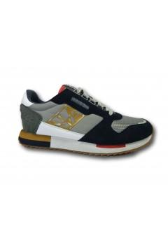 Napapijri NP0A4FJZ Virtus NYS Sneakers Uomo Stringate Grey Castelrock Sneakers NP0A4FJZH901