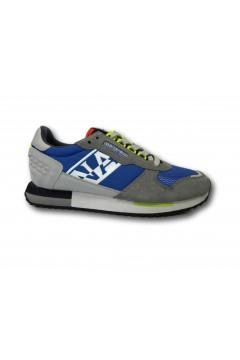 Napapijri NP0A4FJZ Virtus NYS Sneakers Uomo Stringate Grey Navy Multi Sneakers NP0A4FJZ9031