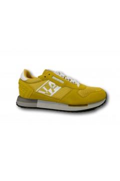 Napapijri NP0AERY Virtus SUM Sneakers Uomo Stringate Freesia Yellow Sneakers NP0A4ERYYA71