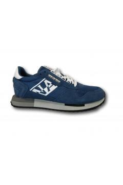Napapijri NP0AERY Virtus SUM Sneakers Uomo Stringate Avio Sneakers NP0A4ERYB491