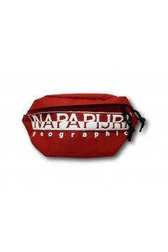 Napapijri Happy WB 2 Marsupio Big Old Red Borse e Tracolle NPOA4EUG0941001