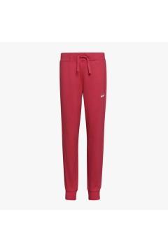 Diadora 102.177119 JU CUFF PANTS Elements Pantoloni Bambina Rosso Abbigliamento Bambina 10217711945055