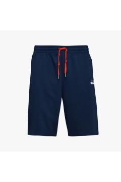 Diadora 102.177069 Bermuda Diadora Club Uomo Cotone Blu Corsair Pantaloni e Shorts 10217706960063