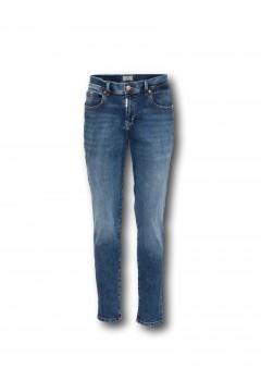 LTB 51402 Rodner Hyper Wash Jeans Uomo Blu Denim Pantaloni e Shorts LTB51402BLDNM