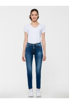 LTB 51316 Amy Ikeda Wash Jeans Donna Blu Pantaloni e Shorts LTB51316BLU