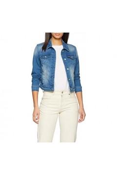 LTB 60465 Destin Earth Blue Undamaged Wash Giacca di Jeans Light Denim Giacche e Cappotti LTB60465LD