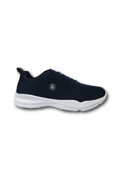 Lumberjack Agatha SM9411 Scarpe Uomo Sneakers Stringate Blu  Sneakers SM9411001CC001