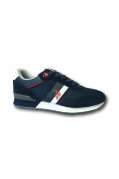 U. S. Polo Assn. Austen 2 Scarpe Uomo Sneakers Stringate Memory Foam Blu Sneakers AUSTEN2BLU