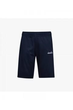 Diadora 102.177886 Bermuda Core Uomo Cotone Blu Corsair Pantaloni e Shorts 10217788660063