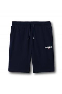 Napapijri NA4F7B Pantaloncino da Tuta N Ice Uomo Blu Medieval Pantaloni e Shorts NA4F7BB